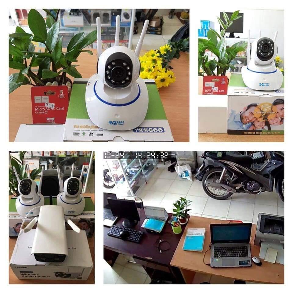 Camera IP WiFi mini ngụy trang Camera IP WiFi HM-WJ01 kích thước nhỏ gọn, kết nối không dây - Giám sát an ninh an toàn ngôi nhà của bạn mà không gây sự chú ý